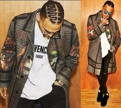 17 Best Chris Brown Hairstyle Images Chris Brown Style Trey Songz