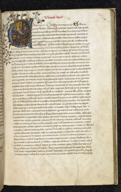 Edward III and the Black Prince  Collection of treaties  England; Last quarter of the 14th century