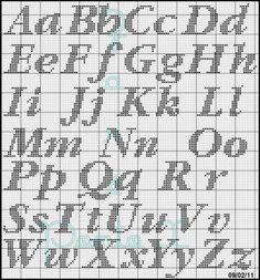 Esses gráficos e monogramas foram encontrados na net, mais precisamente no pinterest. ...