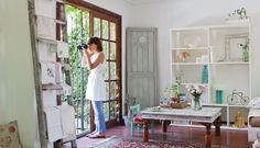 Una casa al más puro estilo vintage con un toque bohemio | Bohemian and Chic