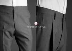 STAGE 9 - TROUSER STYLE
