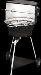 1950s barbecue trend