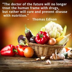 Doctor of the Future according to Thomas Edison... Do you agree?  quotes, controversy, self development, wisdom #fastsimplefit  Get Free Fitness and Weight Loss News and Tips by Liking Us on: www.facebook.com/FastSimpleFitness