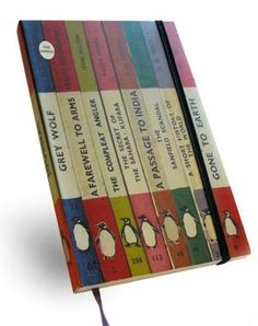 Classics Bookshelf Bound Lined Journal Medium (5.25x8.75)