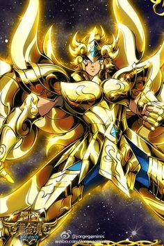 Leo Aiolia - Soul of Gold