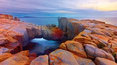 Nature's Bridge, Albany, Western Australia