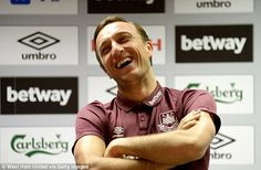 West Ham can be as big as we want to be says Mark Noble as he prepares for his curtain call at Upton Park Mark Noble, Curtain Call, West Ham, Europa League, Premier League, Beautiful Men, How To Memorize Things, Handsome, Park