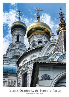 Peter and Paul Orthodox Church in Karlovy Vary Prague Czech Republic, Church Building, Us Travel, Barcelona Cathedral, Places Ive Been, Places To Visit, Around The Worlds, Europe, Architecture
