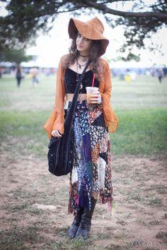 ATX Street Style Adelaide Fashion Festival returns from October Tribal Fashion, Boho Fashion, Fashion Outfits, Fasion, Bohemia Fashion, Gypsy Chic, Witch Fashion, Bohemian Style, Boho Hippie