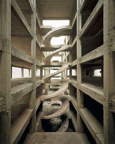 Sean Hemmerle - Solitary Structures Beirut Spiral Beirut, Lebanon, 2007