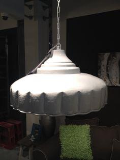Leuke lamp, gezien bij Pronto