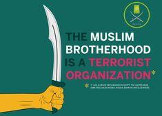 The Muslim Brotherhood is a terrorist organization. counterjihad.com