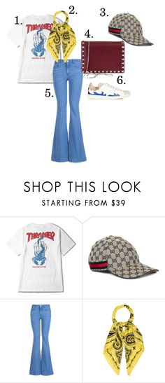 """""""Designer fødselsdags ønsker"""" by victoriabenedicte on Polyvore featuring Isabel Marant, Gucci, STELLA McCARTNEY, Zadig & Voltaire and Valentino"""