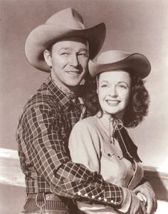 Roy Rogers and Dale Evans...the early years
