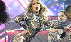 Don't act like you forgot: Jennifer Lopez kills the opening of the AMA'S with Epic Dance Performance