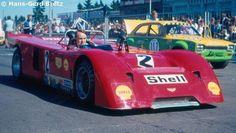 2 - Chevron B19 Ford - Jo Siffert Automobiles Racing