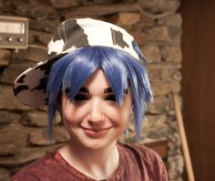 DeviantArt: More Like GoRiLLaZ: Young 2-D by krazorspoon