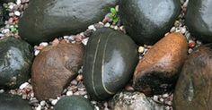 Cómo darle un aspecto húmedo a la piedra