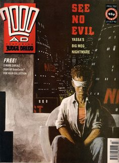 2000ad PROG 702  featuring JUDGE DREDD  FLEETWAYCOMICS  1990  f(6.0)  ~~
