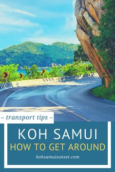 Koh Samui, Thailand: How to Get around Koh Samui: 6 Options for transport and travel on Koh Samui … Click through to read more ... http://www.kohsamuisunset.com/samui-transport/ | Koh Samui travel