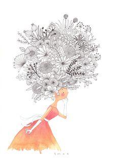 Flora series The Bonnet