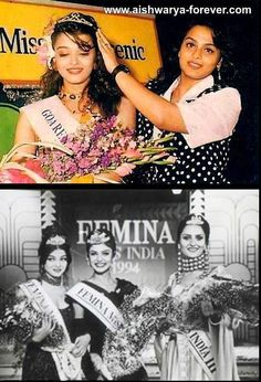 Aishwarya { Miss India / World -1994}