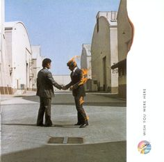 """Wish You Were Here"", 1975, Pink Floyd"