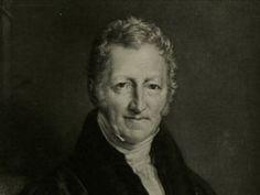 thomas malthus first essay on population summary