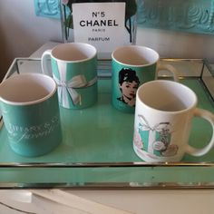 Love my coffee mugs