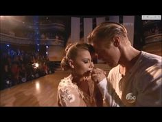 I haven't been watching, but heard about this...yes it will touch your hear...& they dance together beautifully !! Bindi Irwin & Derek Hough Dance Freestyle on DWTS 21 Finale - YouTube