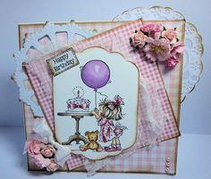 LOTV - My Birthday Cake by Jacqui Dennis