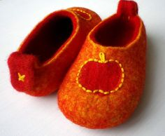 9785dc66a56e6 29 Best My felted crafts on Etsy images in 2018 | Felted slippers ...