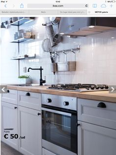 26 best ikea bodbyn images on pinterest kitchen ideas - Azulejos cocina ikea ...