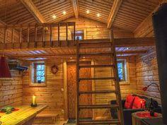 Uriges+Ferienhaus+in+den+Wäldern+Lapplands+am+Fluss+gelegen+++Ferienhaus in Schweden von @homeaway! #vacation #rental #travel #homeaway