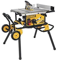 The DWE7491RS table saw from DeWalt is a fine machine. It will prove to be quite useful in jobsites as it is portable. The wheels make navigation easier while the stand is quite strong. The DWE7491RS is capable of providing precise cuts of a high quality.