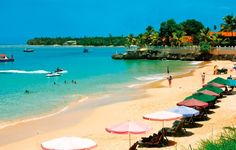 Store Bay Beach Tobago