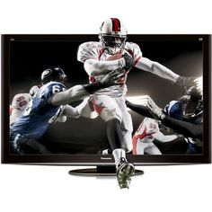 Panasonic's 50-inch #VIERA TC-P50VT25 Full HD 3D Plasma TV is ready to put you right inside the action. With brand new 3D and proven 2D technologies for serious ...