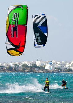 epic kiteboarding - paros Greece