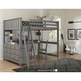 Found it at Wayfair - Lake House Lower Loft Customizable Bedroom Set