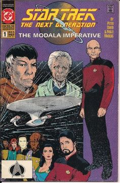 Star Trek: The Next Generation - The Modala Imperative (complete series) @ niftywarehouse.com #NiftyWarehouse #Geek #Gifts #Collectibles #Entertainment #Merch