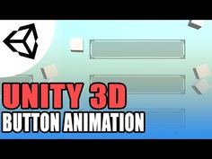 Button Animation (Using Animator) - Unity 3D[Tutorial][C#] - YouTube