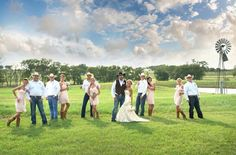 """A Country Wedding"""" Lisa Blevins Photography www.lisablevinsphotography.com"""