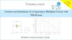 "In this tutorial video we will present how to create and simulate a ""Capacitance multiplier"" circuit using TINACloud. Watch our tutorial video to learn more: https://www.youtube.com/watch?v=XpGDtfAqGys&index=1&list=PLScrHAmLYSQCRUFsGcFVpRp0W3IvTy3Gt&t=2s"