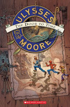 Ulysses Moore: The Door to Time 1 by Pierdomenico Baccalario Hardcover) for sale online I Love Books, Great Books, My Books, Amazing Books, Antique Books, Free Ebooks, Cover Art, Book Worms, Book Lovers