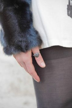 """La versione fashion del """"vestirsi a cipolla"""" - http://www.2fashionsisters.com/la-versione-fashion-del-vestirsi-a-cipolla/"""