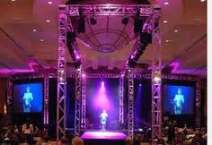 Staging Connections has been promoting memorable events for several years. Total event management solution for audio visual, styling and theming, set design and multimedia content all are included in an our offer.