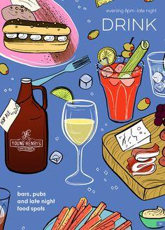 Smudge Eats - Drink
