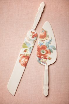 OMG. I love this. SO expensive though :/  Primrose Serving Set from BHLDN