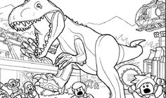 Jurassic Park Movies Page 3 Printable Coloring Pages Arts