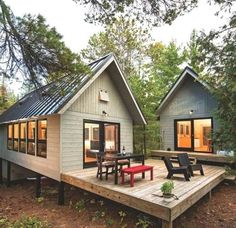 Log cabin design Log cabin design www.uk/log-mlYou can find Small cabins and more on our website.Log cabin design Log cabin design www.uk/log-ml Tiny Cabins, Tiny House Cabin, Cabins And Cottages, Tiny House Living, Small House Plans, Cabin Homes, Tiny Homes, Log Cabins, Small Cottages